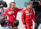 Ferrari się nie poddaje. Składają wniosek o rozpatrzenie incydentu z udziałem Sebastiana Vettela