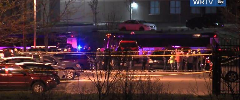 Strzelanina w placówce FedEx w Indianapolis. Są doniesienia o zabitych