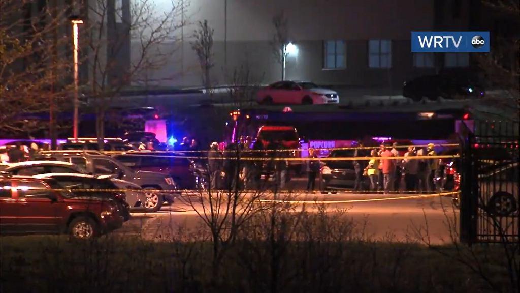 Strzelanina w Indianapolis w USA