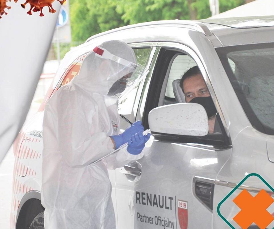 Michal Doleżal przeszedł test na obceność koronawirusa