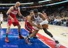NBA. Philadelphia 76ers jako pierwsi sprzedali reklamę na koszulce