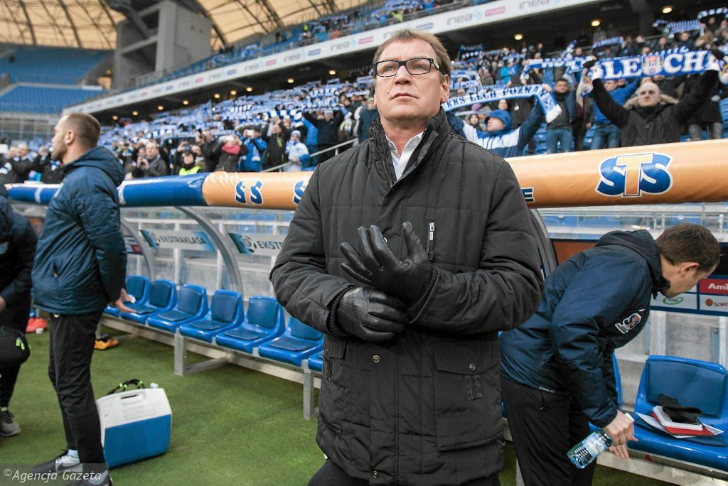 Jan Urban po meczach reprezentacji w 1991 r. wrócił na Bułgarską 24 lata później jako trener Lecha Poznań.