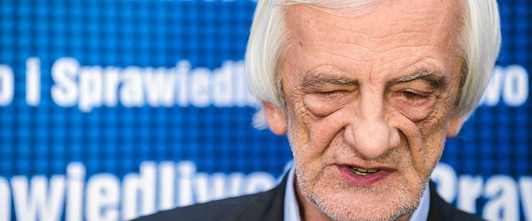 """Ryszard Terlecki o """"chamstwie opozycji"""": Trudno zachować cierpliwość"""