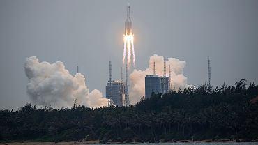Chiny rozpoczynają budowę własnej stacji kosmicznej. Pierwszy moduł już poleciał na orbitę