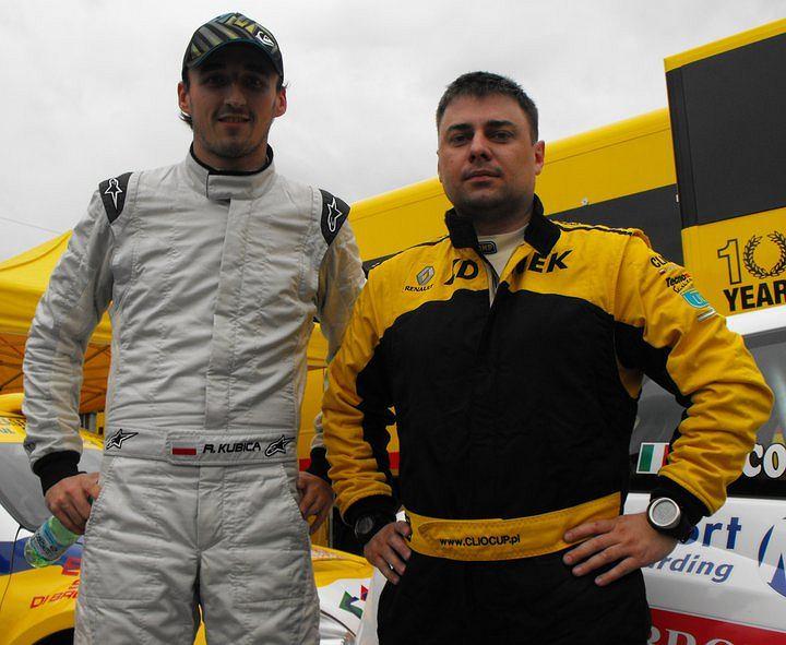 Podobno Robert Kubica i Jakub Gerber przymierzają się do Rally di San Martino di Castrozza e Primiero