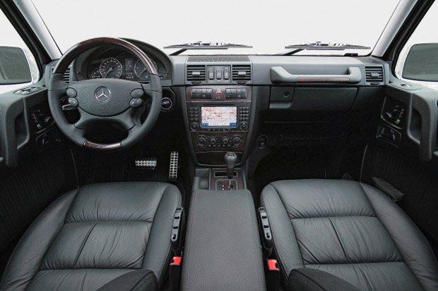 Mercedes Klasy G 2007