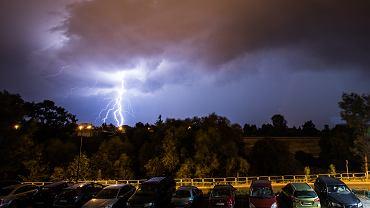Prognoza pogody mówi o burzach