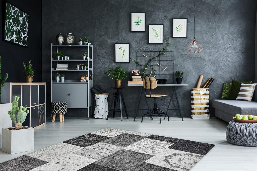Szary to kolor idealny do nowoczesnych wnętrz