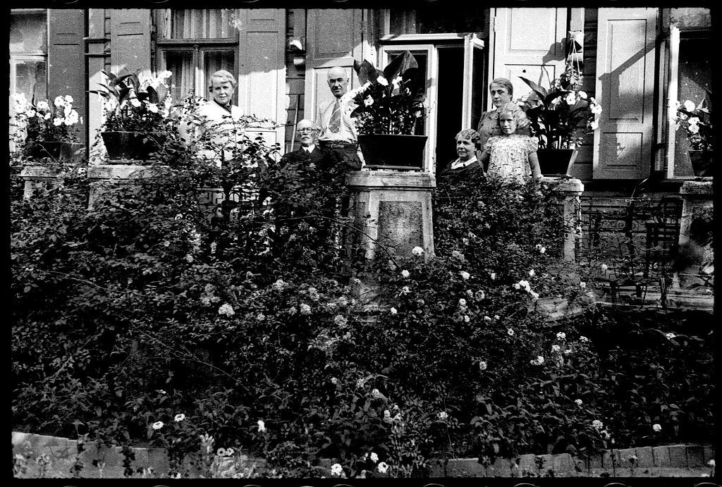 Zdjęcia z wystawy 'W białostockich ogrodach'