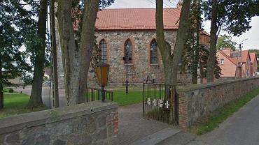 Kościół pw. Niepokalanego Poczęcia NMP w Gowidlinie