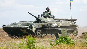 11.07.2019, okolice Odessy, wspólne ćwiczenia wojsk NATO i Ukrainy Sea Breeze-2019