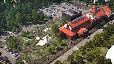 Tak wyglądać ma Postindustrialne Centrum Dziedzictwa Górnictwa Węglowego w Czeladzi