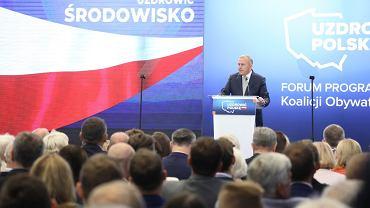 Program wyborczy Koalicji Obywatelskiej na wybory parlamentarne