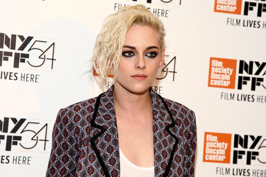 Kristen Stewart podczas FF w Nowym Jorku