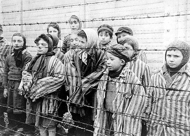 Dzieci w Auschwitz