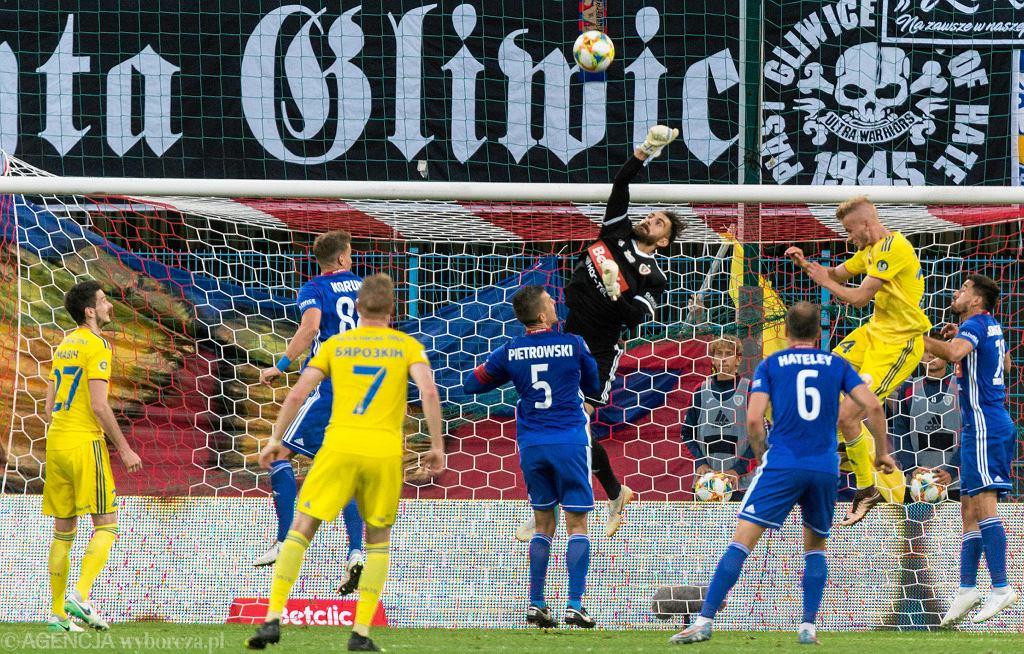 Mecz Piasta Gliwice z BATE Borysów