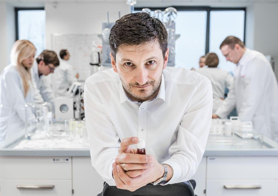 Dr Filip Granek, CEO XTPL