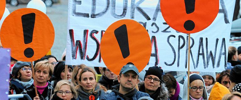 Strajk nauczycieli może wybuchnąć na nowo.