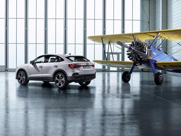 Audi Q3 Sportback - nowość wśród kompaktowych SUV-ów premium