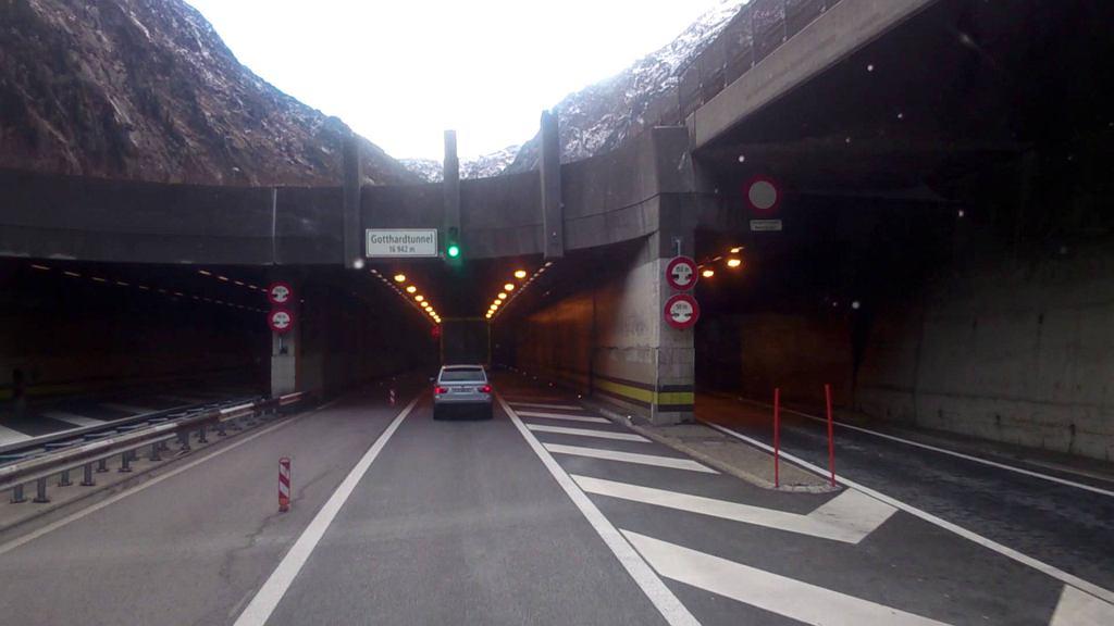 Tunel Gotthard