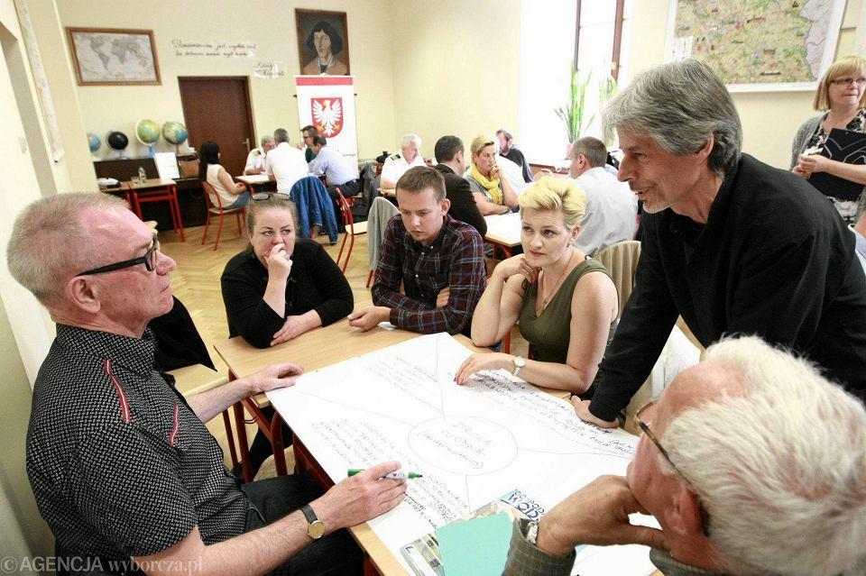 Konferencja 'Wisła szansą na rozwój' - dzień pierwszy, warsztaty