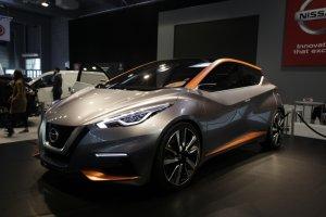 Motor Show Poznań 2015 | Nissan Sway | Wizja przyszłości