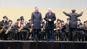 Spotkanie prezydenta Andrzeja Dudy z mieszkańcami Hajnówki