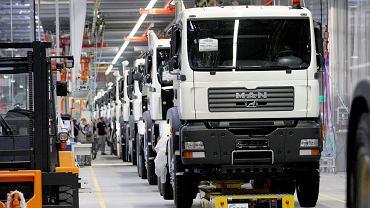 Firma MAN rozbuduje fabrykę pod Krakowem. Zainwestuje miliony euro (zdjęcie ilustracyjne)