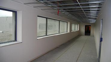 Prace przy budowie szpitala w Żywcu powoli dobiegają końca