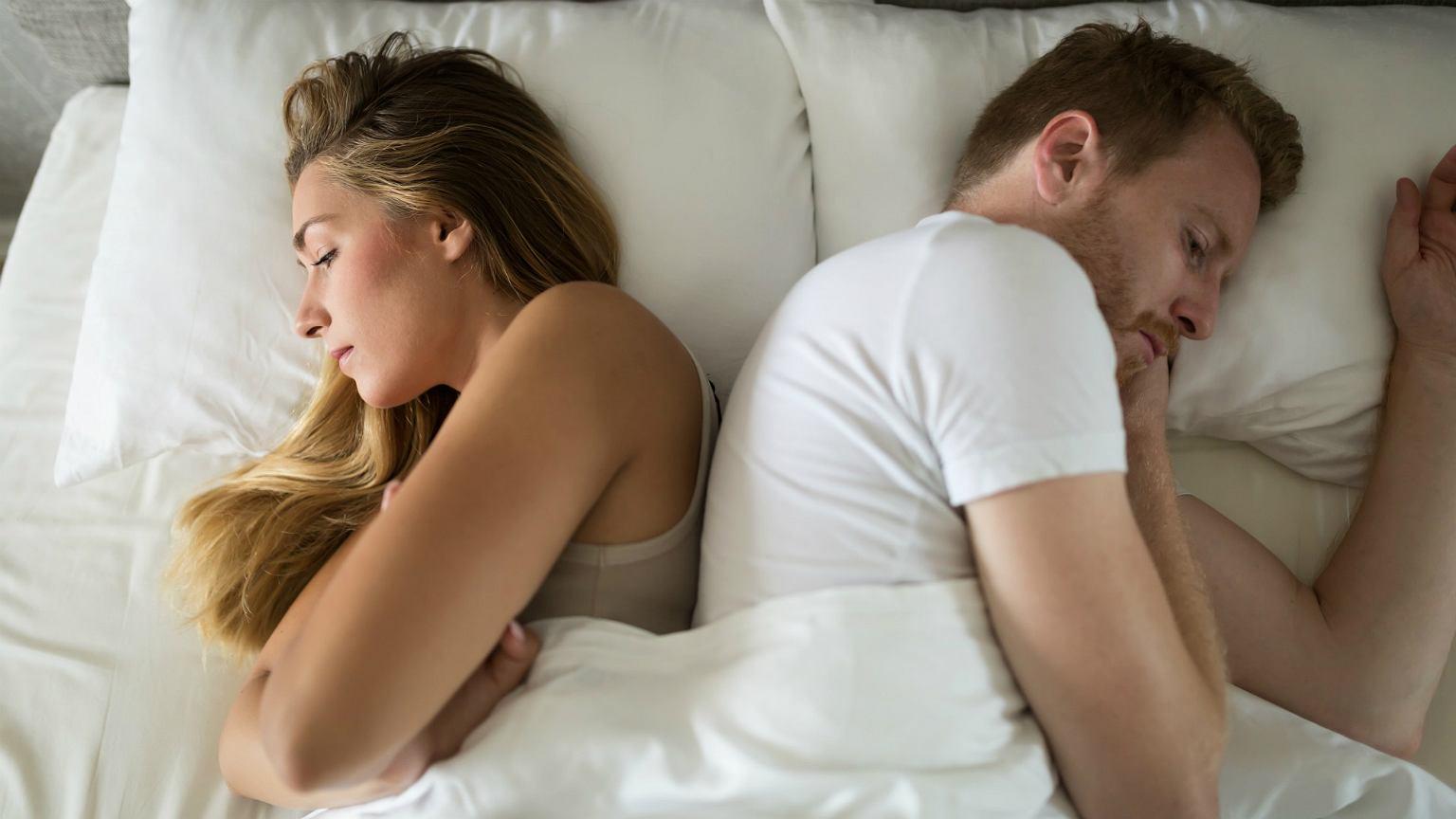 Zdarza się, że partner czy partnerka już nie wytrzymuje trudu towarzyszenia osobie chorej na depresję