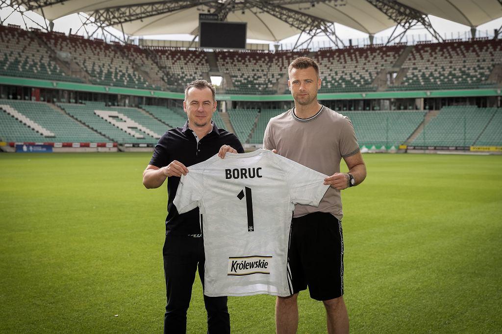 Artur Boruc w Legii Warszawa