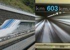 Mamy światowy rekord prędkości pociągu. Japoński Maglev mknął 603 km/h