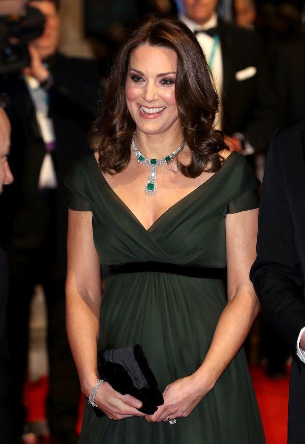 Księżna Kate BAFTA 2018