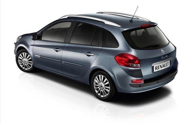 Renault Clio III Grandtour (FL)