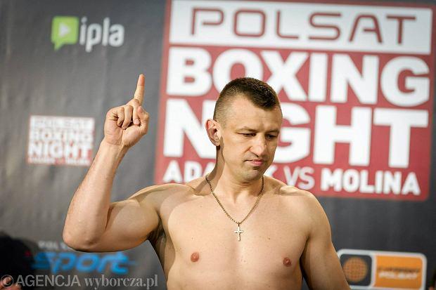 Tomasz Adamek wraca na ring! Zawalczy na Polsat Boxing Night