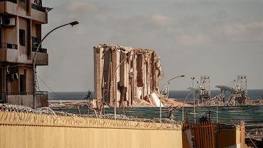 Nie wiadomo, kto był właścicielem ładunku, który eksplodował w Bejrucie. Mnożą się znaki zapytania