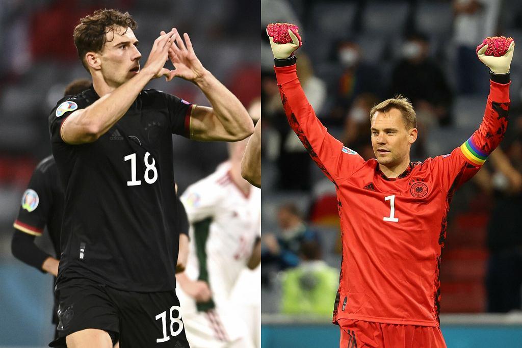 Niemieccy piłkarze wspierają LGBT