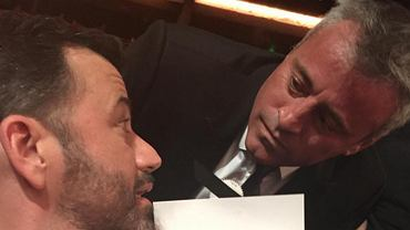 Jimmy Kimmel i Matt LeBlanc
