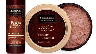 Stenders: linia czekoladowo-waniliowa