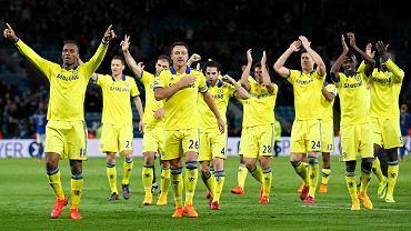 Chelsea - Leicester 3:1. Radość zwycięzców