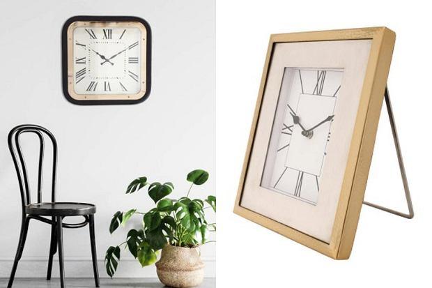 Dekoracyjne zegary - te modele podbiją wasze serca