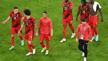 Belg wściekły po porażce z Włochami.