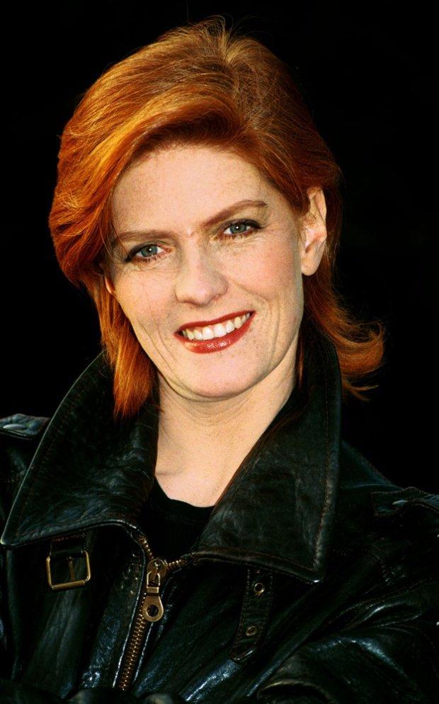 Katarzyna Dowbor w 1997.