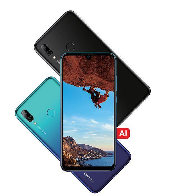 Huawei P Smart 2019 - super funkcje w niskiej cenie