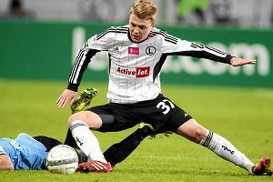 Legia pokonała Cracovię: Show krytykowanych piłkarzy
