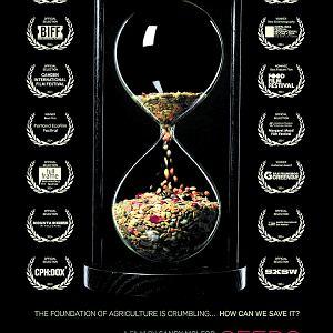 "Plakat filmu ""Seeds of Time"""