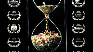 "Plakat filmu ""Seeds of Time"""