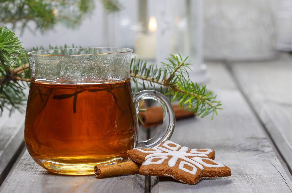 Przepisy na rozgrzewające herbaty
