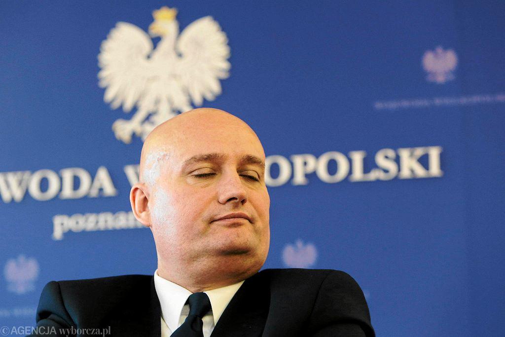 Wojewoda Zbigniew Hoffmann