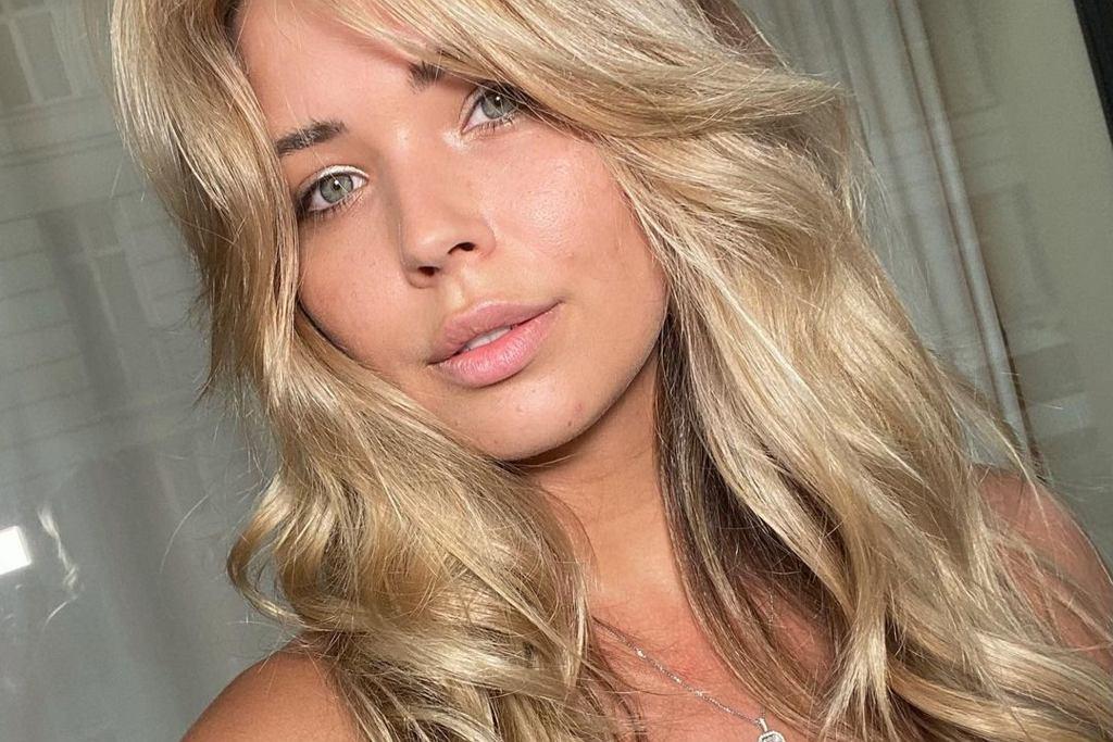 Sandra Kubicka na zdjęciu bez makijażu, czy filtrów